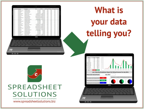 Analysing CSV Files with Spreadsheets