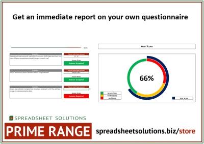Questionnaire Report – £180