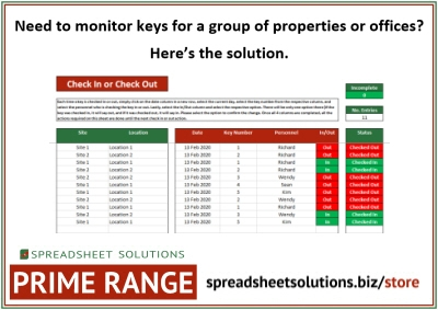 Key Management Solution – £450