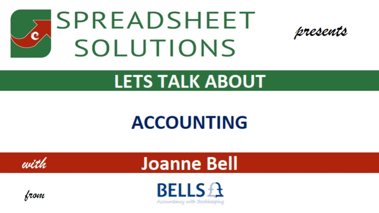 Let's Talk About ACCOUNTING