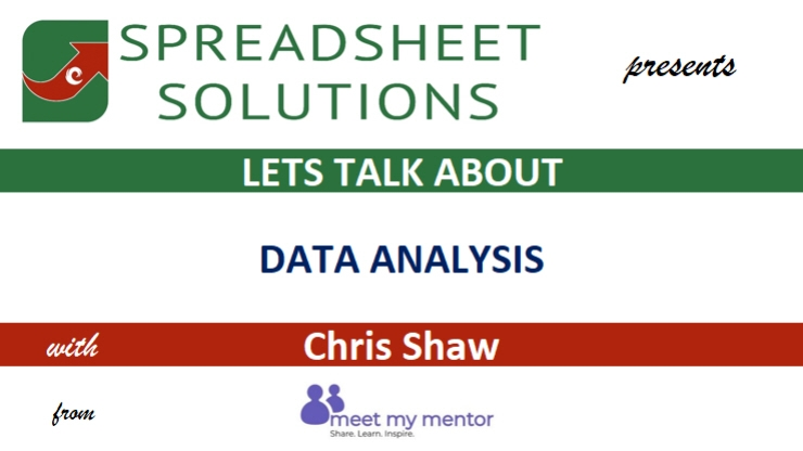Let's Talk About DATA ANALYSIS