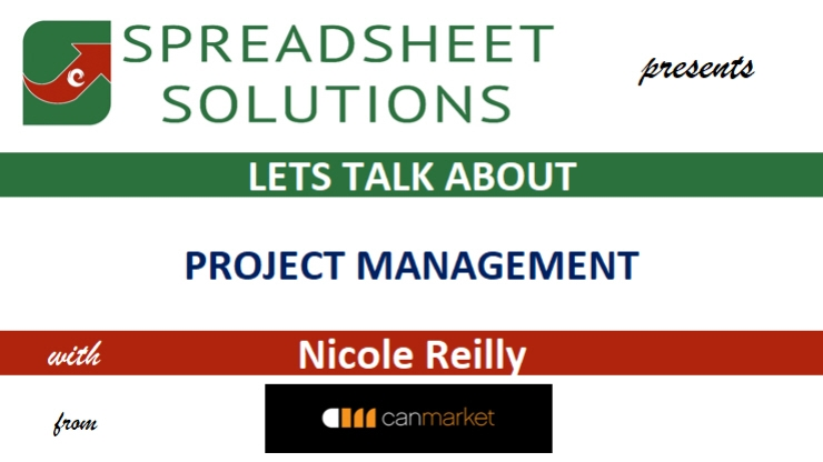 Let's Talk About PROJECT MANAGEMENT