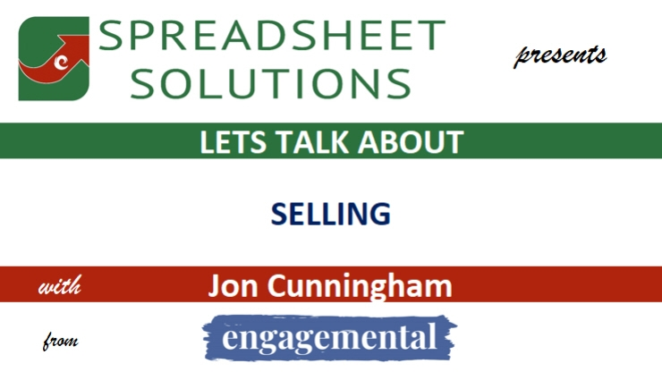 Let's Talk About SELLING