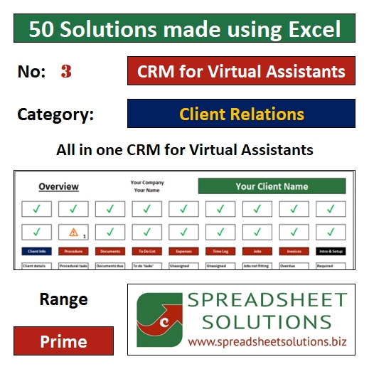 03. CRM for Virtual Assistants