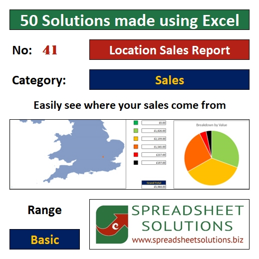41. Location Sales Report